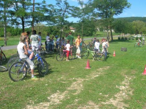 Rendezvények: Bicikli verseny