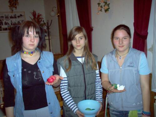 Rendezvények: Húsvéti játszóház